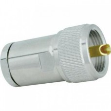 SSB 7394 PL 259 Aircell 7 connector, straight 50 Ω